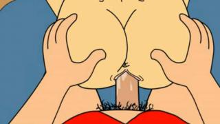 Padre de Familia – Family Guy en dibujos porno