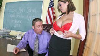 Profesor se Folla a la Madre de un Alumno