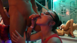 Fiesta del Sexo en Berlin donde Todas Follan