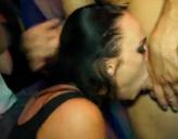 Fiesta Orgía en la Discoteca