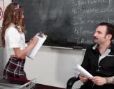 Estudiante Guarra se Folla al Frofe