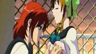 Hentai Muy Caliente Lesbianas En Colegio
